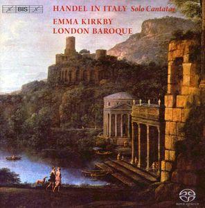 Handel in Italy: Solo Cantatas