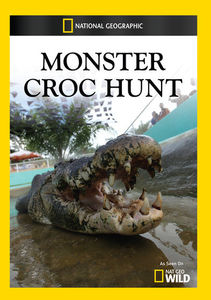 Monster Croc Hunt