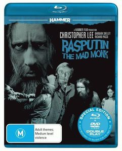 Hammer Horror-Rasputin: The Mad Monk [Import]