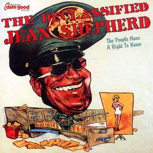 Declassified Jean Shepherd
