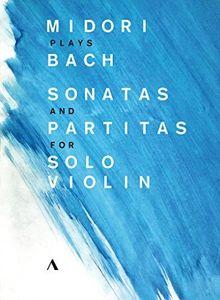 Midori Plays Bach