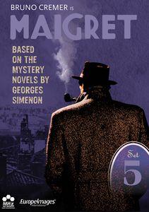 Maigret: Set 5 , Bruno Cremer
