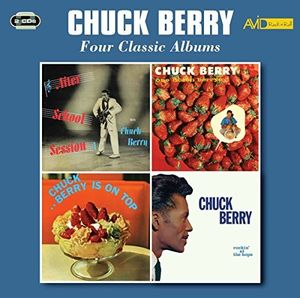 After School Session /  One Dozen Berrys /  Chuck