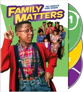 Family Matters: The Complete Third Season
