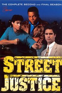 Street Justice: The Complete Second Season