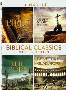 Biblical Classics Collection: 4 Movies