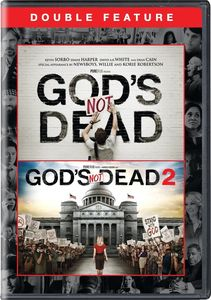 God's Not Dead /  God's Not Dead 2 Double Feature
