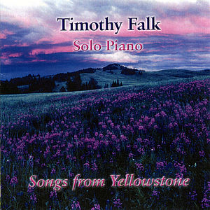 Solo Piano - Songs from Yellowstone