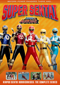 Power Rangers: Ninpuu Sentai Hurricaneger - The Complete Series
