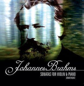 Johannes Brahms Sonatas for Violin & Piano Sonaten