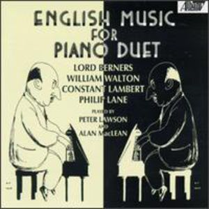 English Music & Piano Duets /  Various