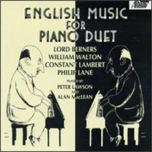 English Music & Piano Duets /  Various