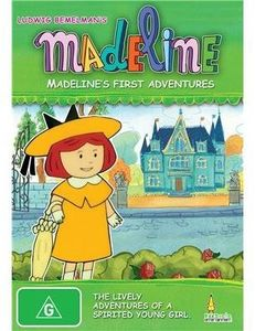 Madeline's First Adventures [Import]