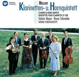 Mozart: Clarinet Quintet & Horn