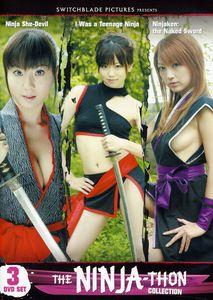 Ninja Triple-Feature