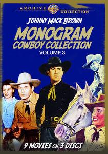 Monogram Cowboy Collection: Volume 3