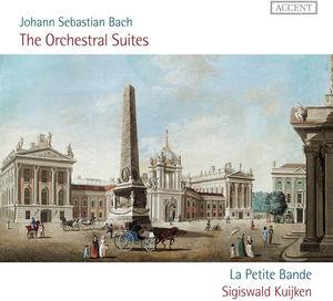 Orchestral Suites BWV 1066 1069