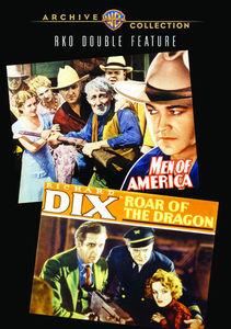 Men of America /  Roar of the Dragon