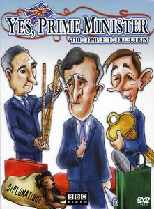 Yes, Prime Minister: The Complete Collection