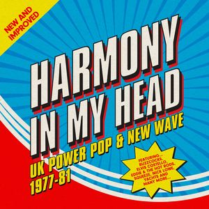 Harmony In My Head: UK Power Pop & New Wave 1977-1981 /  Various [Import]