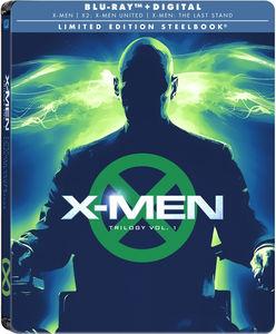 X-men Trilogy: Volume 1
