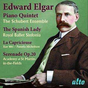 Elgar: Piano Quintet; Spanish Lady Suite