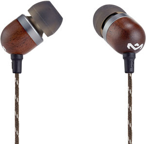 House of Marley Smile Jamaica Earbuds (Midnight)