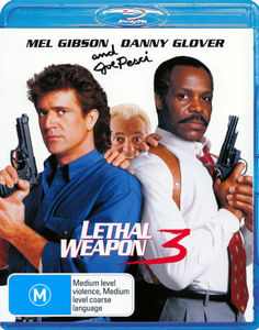 Lethal Weapon 3 (1992) [Import]
