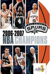 NBA Champions 2007: San Antonio Spurs