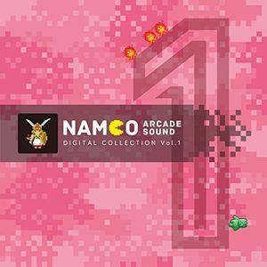 Namco ARCAde Sound Digital Coln Vol 1 (Original Soundtrack) [Import]