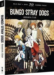Bungo Stray Dogs - Season One