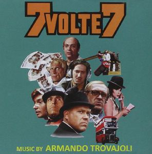 7 Volte 7 (Sette Volte Sette) (Original Soundtrack) [Import]