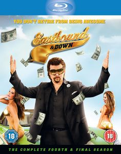 Eastbound & Down: The Complete Fourth & Final Season [Import]