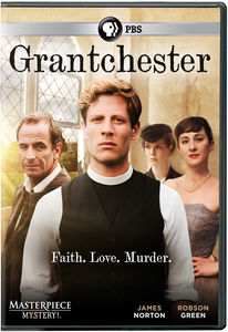 Grantchester: The Complete First Season (Masterpiece)