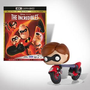 The Incredibles Elastigirl Bundle