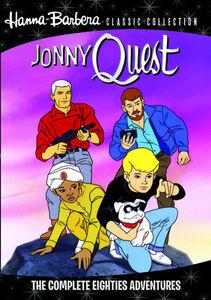 Jonny Quest: The Complete Eighties Adventures