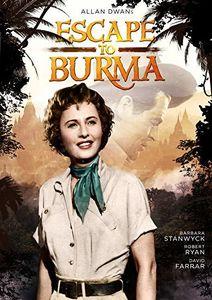 Escape to Burma [Import]