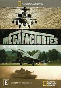 National Geographic: Megafactories-Military Might [Import]
