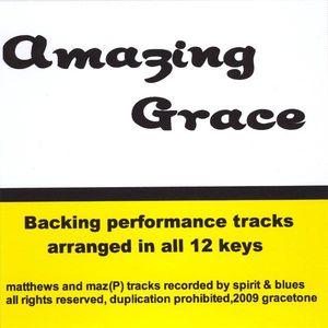 Amazing Grace Backing Performance Track
