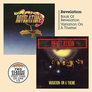 Book Of Revelation + Variation On A Theme
