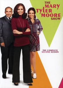 The Mary Tyler Moore Show: The Complete Second Season