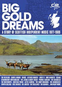 Big Gold Dreams: Story Of Scottish Independent Music 1977-1989 / Various [Import]