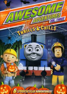 Awesome Adventures: Thrills and Chills: Volume 3