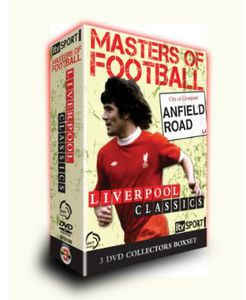 Liverpool-Maestro's of Football [Import]