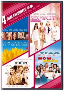 4 Film Favorites: Friends Forever Collection