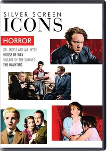 Silver Screen Icons: Horror