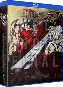 Hellsing Ultimate: Complete Collection 1 - 10 - Complete Series
