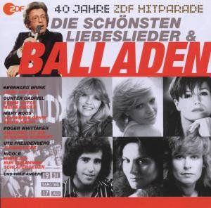 Die Balladen: Das Beste Aus 40 Jahren Hitparade [Import]