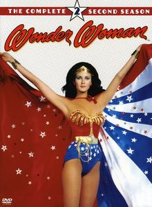 Wonder Woman: The Complete Second Season