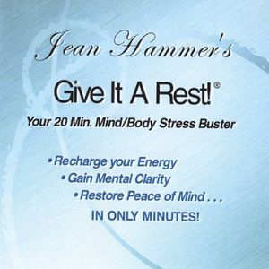 Give It a Rest! Your 20 Minute Mind/ Body Stress Bu